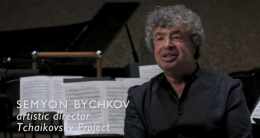 Semyon Bychkov launches his Beloved Friend: Tchaikovsky Project